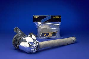 Universal turbo insulation kit