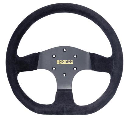 Sparco Steering Wheel R 353 Black Suede