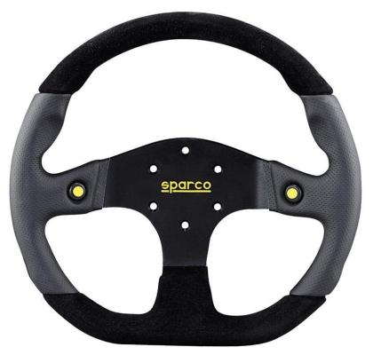 Sparco Steering Wheel Mugello L999  Alcantara - Perforated Leather