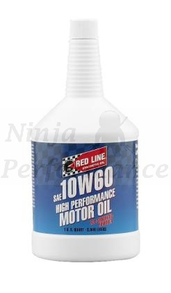 RED LINE Motor Oil 6 Qts
