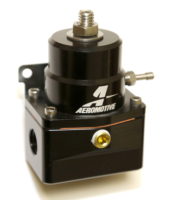 Aeromotive A1000-6 -6AN AFPR BLACK #13109B
