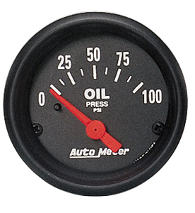 Oil Pressure #2634 Z Series 52mm