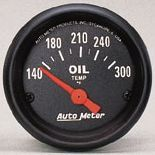 Oil Temp #2639 Z Series 52mm