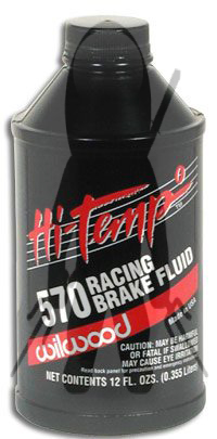 Wilwood 570 Racing Brake Fluid