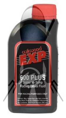 Wilwood EXP 600 Plus Racing Brake Fluid