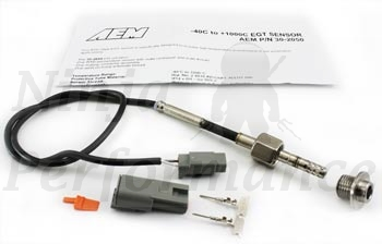 AEM Exhaust gas temperature sensor kit 30-2050