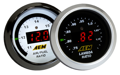AEM Digital Wideband UEGO AFR Gauge 30-4110