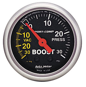 Boost #3303 Sport-Comp Series 30psi 52mm