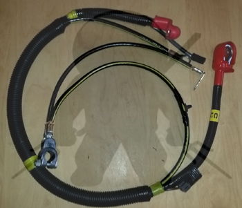 Mitsubishi OEM 3000GT Stealth Battery Cable Set