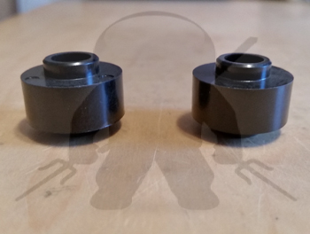 Mitsubishi OEM 6G72 DOHC Fuel Rail Spacers - Insulators Set of 2