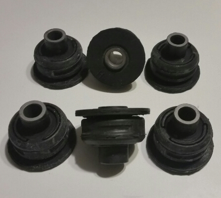 Mitsubishi OEM 3000GT Stealth AWD Front Crossmember Bushing Kit