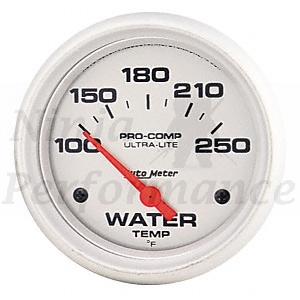Water Temp #4337  Ultra-Lite 52mm