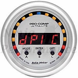 Performance meter Ultra-Lite series