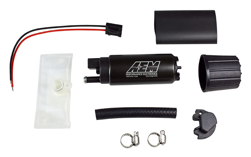 AEM High Flow 340LPH In Tank Fuel Pump 50-1000