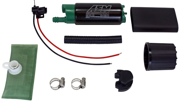 AEM High Flow E85 340LPH In Tank Fuel Pump 50-1200