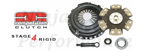 Comp Clutch Stage 4 Solid Hub 6 Puck Clutch Kit 5048-0620