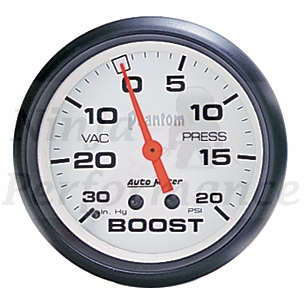 Boost #5701 Phantom Series 20psi 52mm