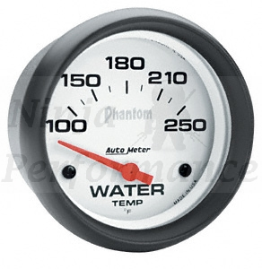 Water Temp #5837  Phantom-Series 2 5/8""