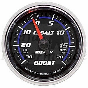 Boost #6107 Cobalt Series 20psi 52mm