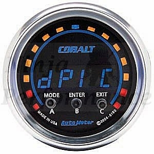 Performance meter Cobalt series