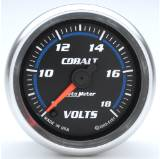 Voltmeter #6191 Cobalt-Series 52mm