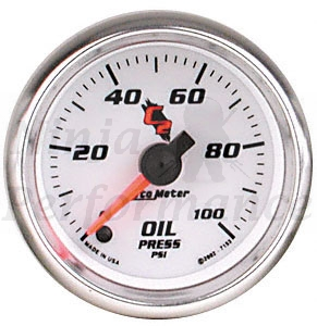 Oil Pressure #7153 C2 Series 0-100psi
