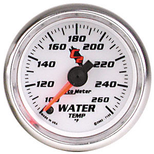 Water Temp #7155  C2-Series 52mm
