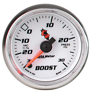Boost #7159 C2-Series 30 In. Hg/30 psi 52mm