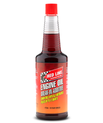 RED LINE Engine Oil Break-In Additive