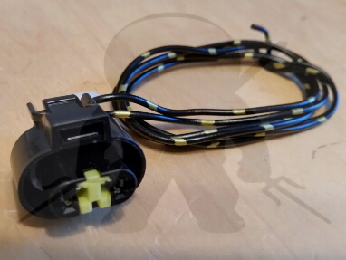 Mitsubishi OEM 3000GT Stealth Headlight Harness 1994-1999
