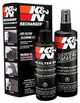 K&N Universal Filter Cleaning - Recharge Kit