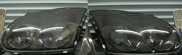 Mitsubishi OEM 3000GT Headlamps 1999 Pair