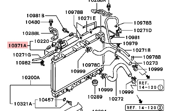 3000gt engine diagram