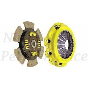 ACT HD 6 puck sprung Clutch Kit FWD
