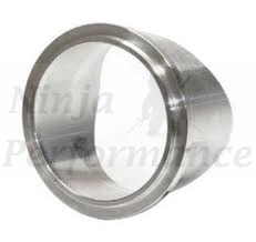 TiAL Blow Off Valve Mounting Flange Stainless Steel
