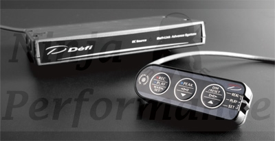 Defi Controller and Water Temp Gauge Package Deal