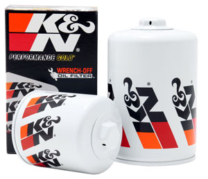 K&N Oil Filter Performance Gold - Extra Capacity