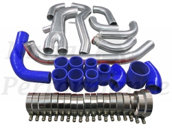 CX Racing 3000GT Stealth Stock SM Intercooler Piping Kit