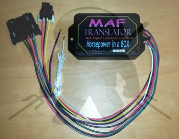 MAFT MAF TRANSLATOR FOR 2G ECLIPSE AND 3000GT Stealth