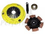 ACT Heavy Duty 6-Puck solid Clutch Kit AWD