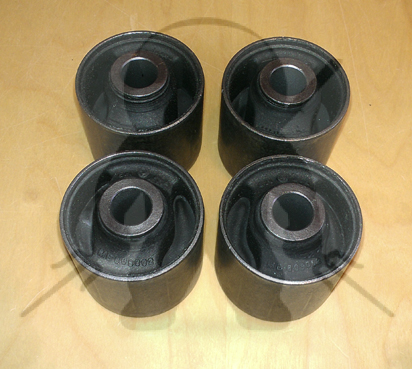 Mitsubishi OEM 3000GT Stealth AWD Rear Differential Bushing Kit Set of 4