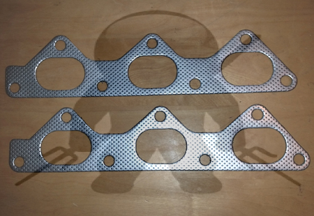 Mitsubishi OE 6G72 DOHC Exhaust Manifold Gaskets - Composite