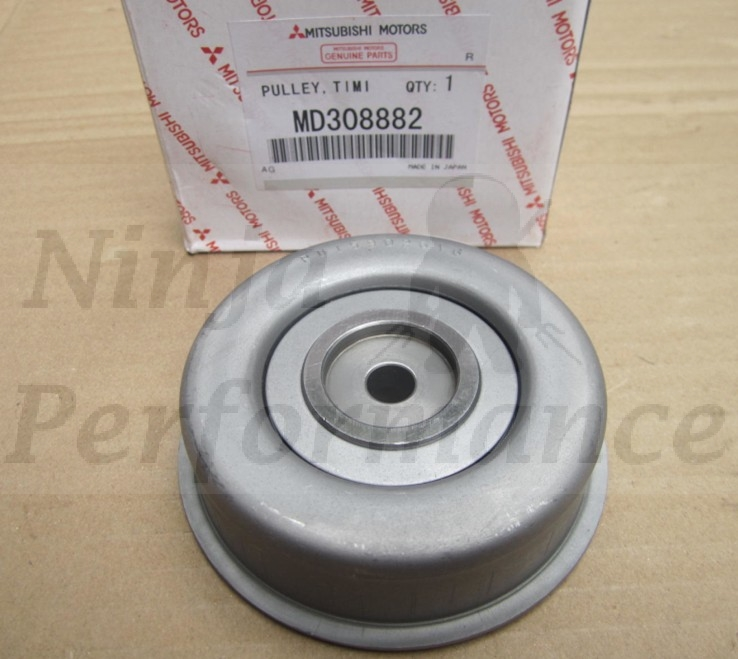 Mitsubishi OEM 6G72 SOHC Alt/PS Tension Pulley