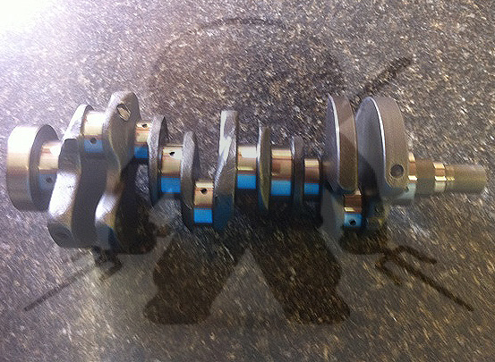 Mitsubishi OEM 6G72 DOHC Forged Crankshaft
