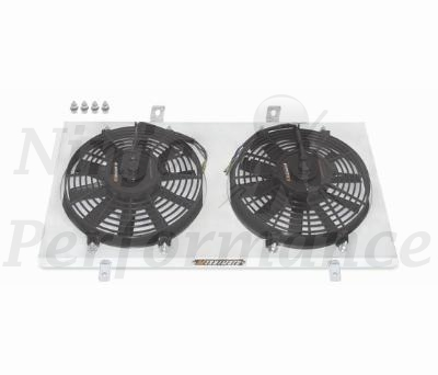 Mishimoto Radiator Fan Shroud Kit 3000GT Stealth
