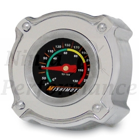 Mishimoto Temperature Gauge 1.3 Bar Radiator Cap MMRC-GS