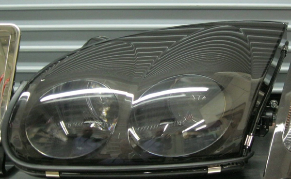 Mitsubishi OEM 3000GT Headlamp 1999 Left