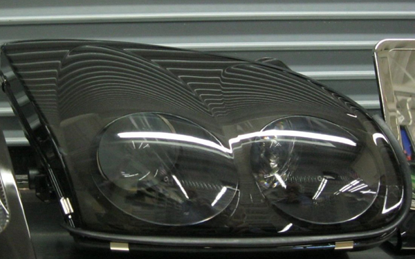 Mitsubishi OEM 3000GT Headlamp 1999 Right