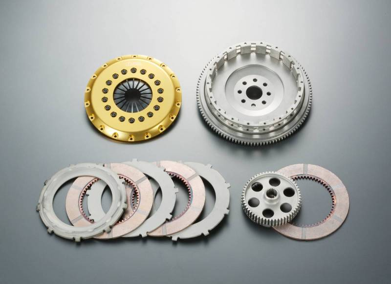 OS Giken R3B Series Triple Plate Clutch