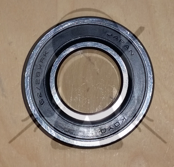 Mitsubishi OEM AWD Rear Wheel Bearing Inner Bearing